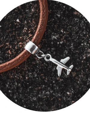 berloque avião viagem