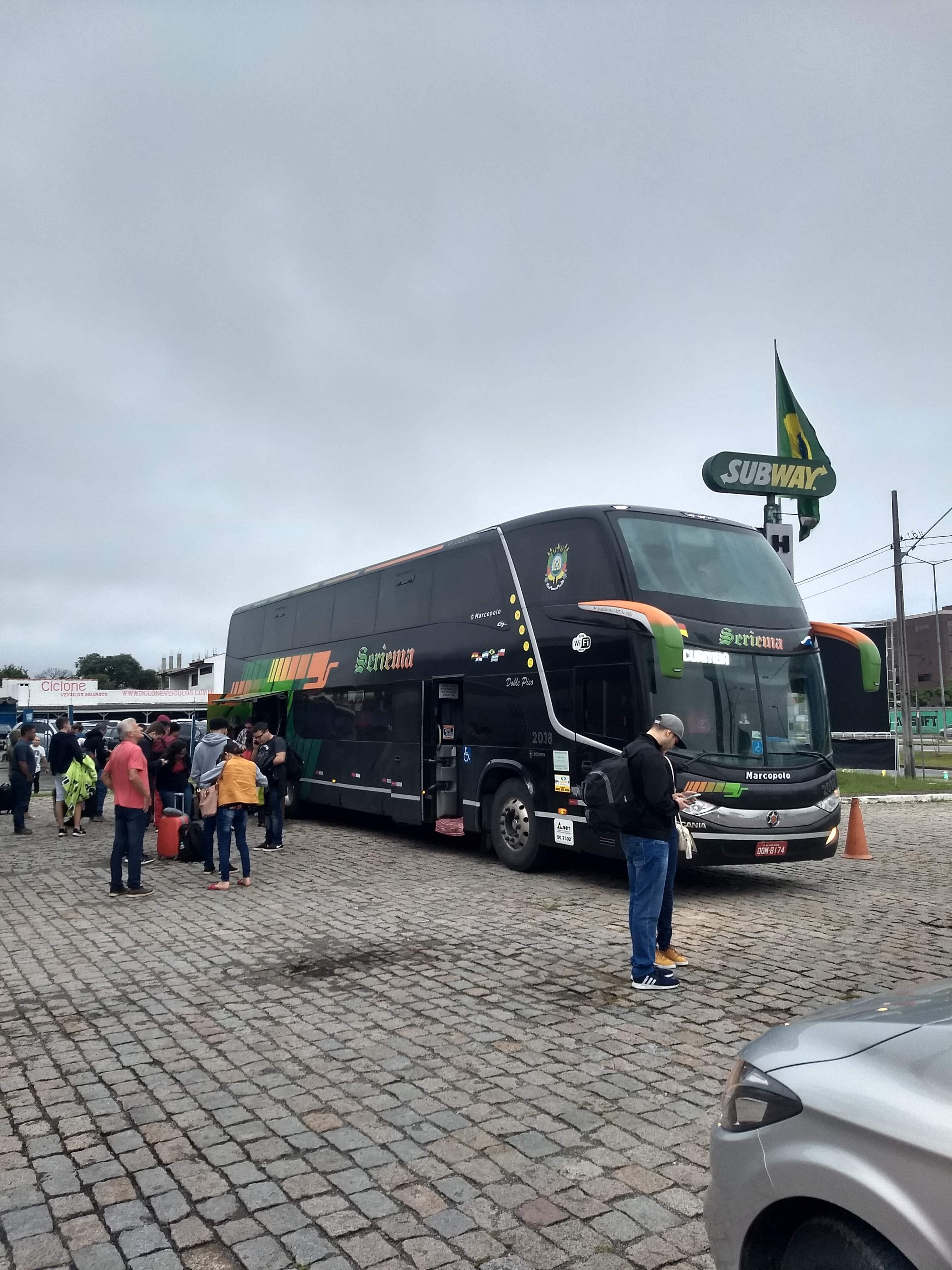 buser ônibus viajar mais barato